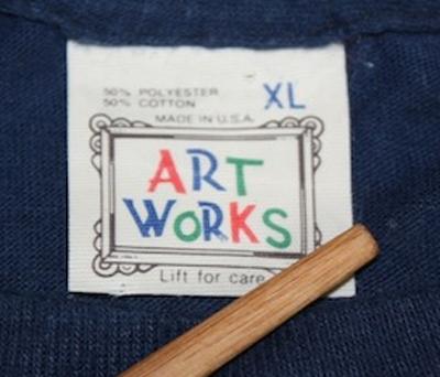 Art Works Tag 13765