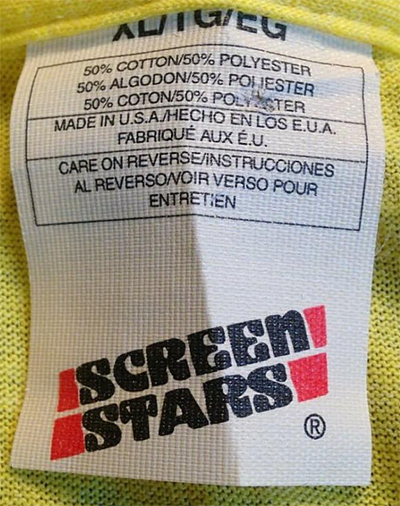 Boxed Screen Stars with Spanish and French