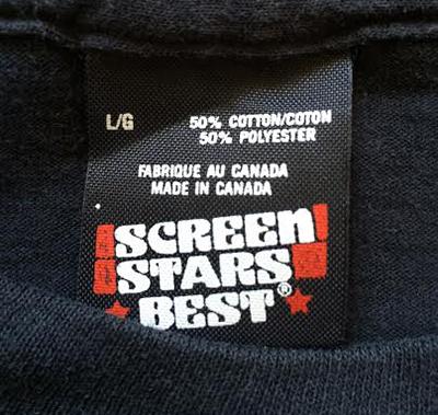 Screen Stars Best Made in Canada