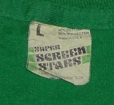 Super Screen Stars Green Bar