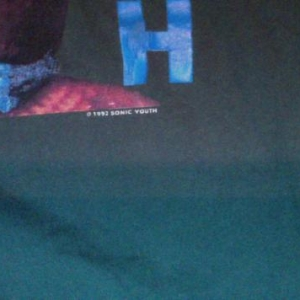 Sonic Youth 1992 Dirty shirt