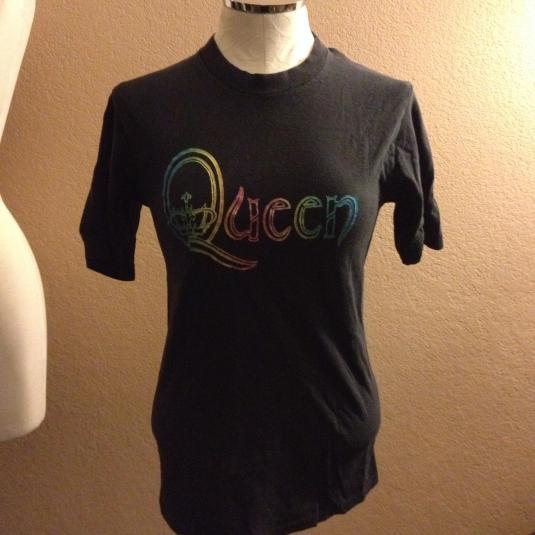 Queen Original Rainbow Decal Tee