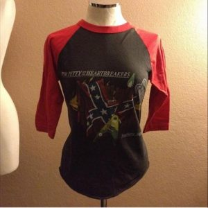 Tom Petty and the Heartbreakers Southern Accents Tour Tee