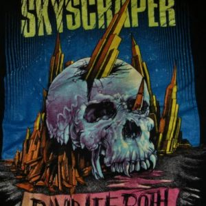 David Lee Roth 1988 Vintage Concert T-Shirt - Van Halen