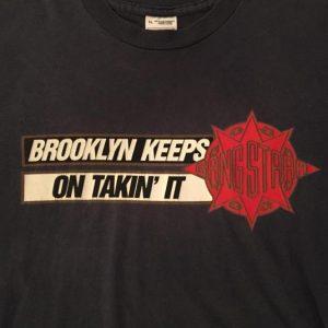 Brooklyn keeps on takin it