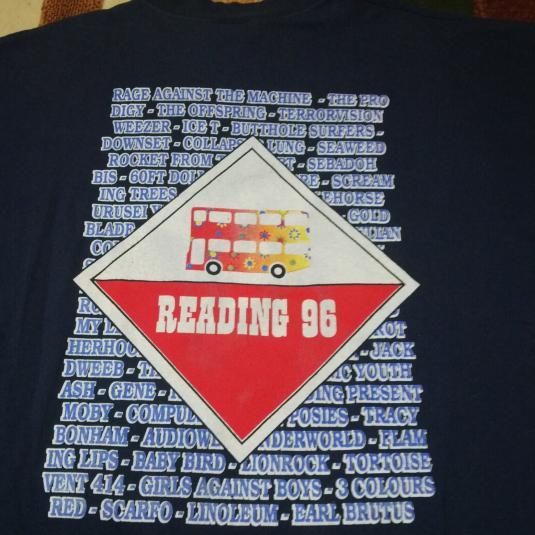 1996 Reading Festival