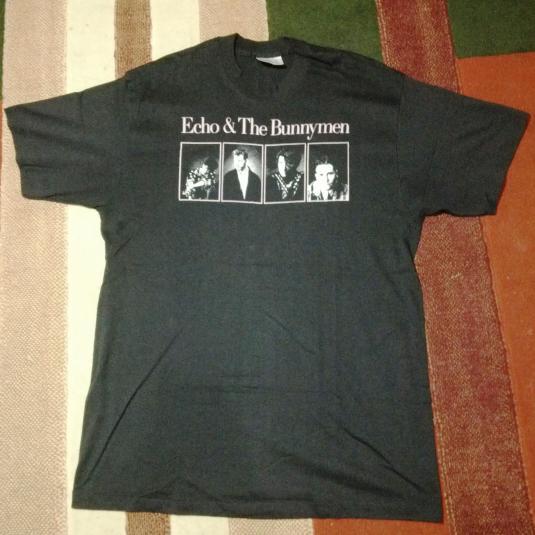 1984 Echo & The Bunnymen