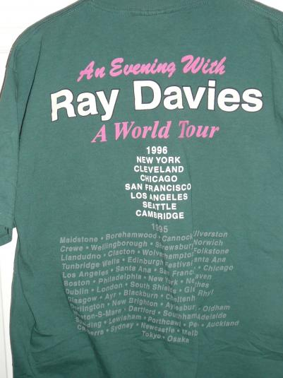 1996 Ray Davies – 20th Century Man