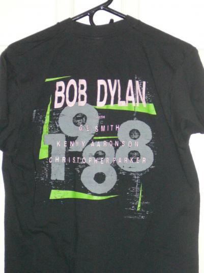 1988 Bob Dylan