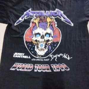 Metallica World Tour 1998