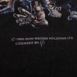 iron maiden best of the beast C1996
