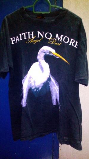 Faith No More Angel Dust 1993 World Tour T-shirt
