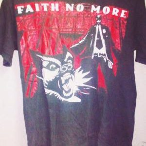 Faith No More - King For A Day Tour T-shirt 1995