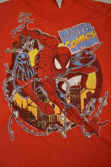 Wicked Nice Vintage 1993 Spider Man T-Shirt