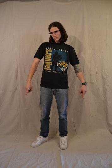 Radical 90's Jacksonville Jaguars Football Tshirt