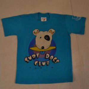 Tubular Vintage 1987 Hobie Surf Dogs Club T-Shirt
