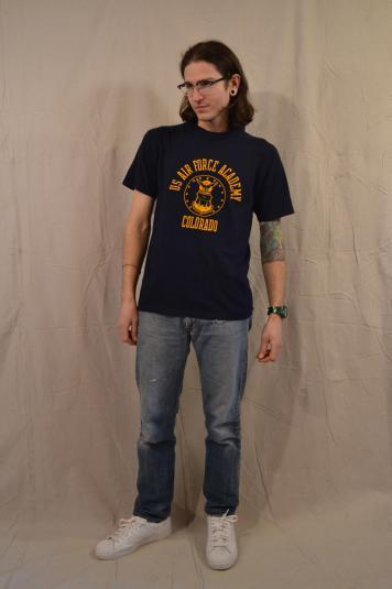 Way Legit 80's US Air Force Academy Colorado Artex T-shirt