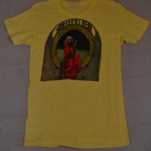 Deadstock RARE 1975 Greatful Dead Blues For Allah T-Shirt