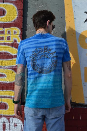 Way Rad Vintage 90's Adidas World Beat Beach BLVD T-Shirt