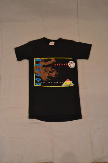Amazing Vintage 1994 US World Cup Soccer T-Shirt