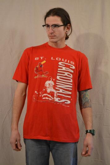 Wicked Nice 1990 St. Louis Cardinals Baseball T-Shirt