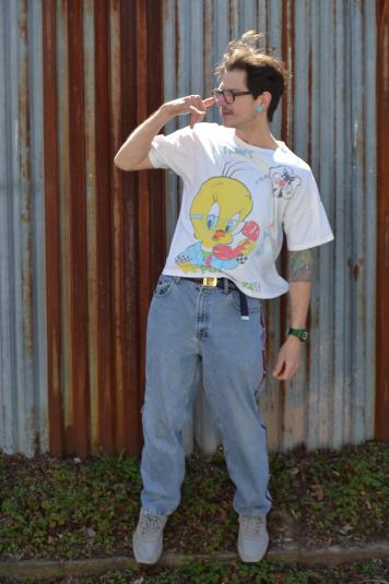 Awesome Vintage 1986 Tweety Bird / Looney Tunes T-Shirt