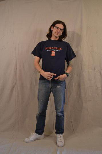 Baller Status 90's Syracuse Orangemen Tshirt