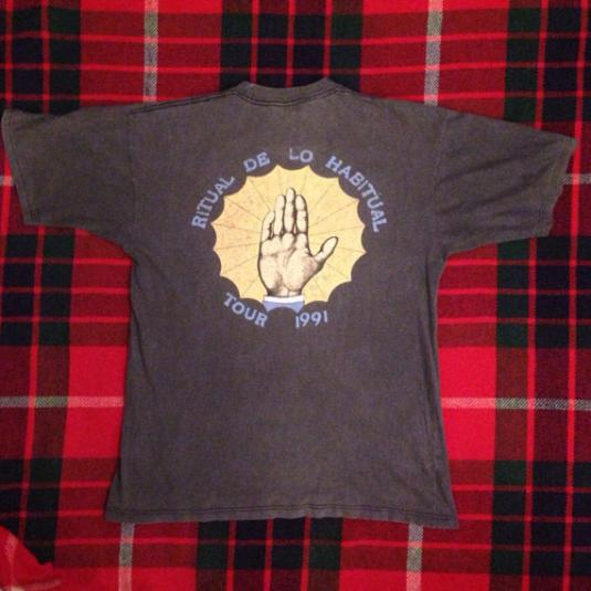 1990 Janes Addiction – Ritual de lo habitual T-Shirt