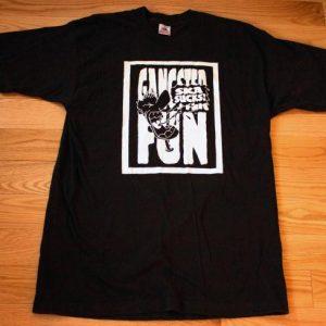 Gangster Fun, SKA SUCKS tee