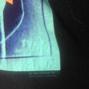 1990 David Bowie Vintage Vtg Tshirt Tee Sound and Vision