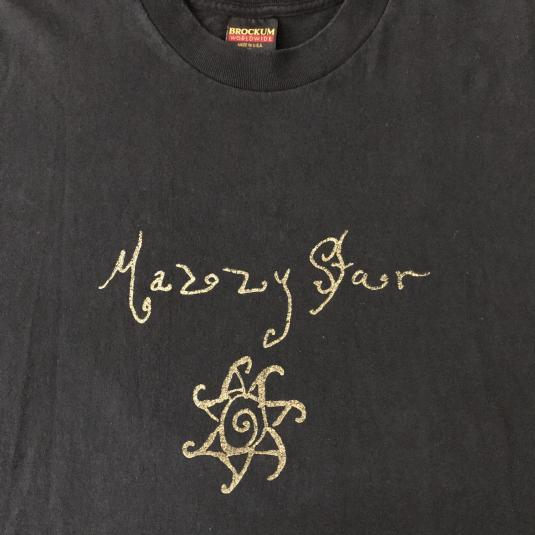 Mazzy Star- She Hangs Brightly T-Shirt 1992
