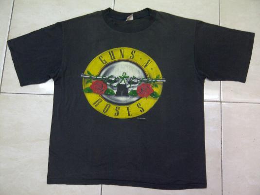 Guns N' Roses Was Here 1987 vintage