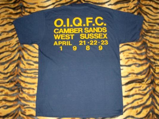 QUEEN FAN CLUB 1989 T-SHIRT