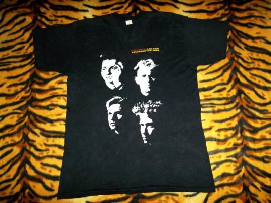 VINTAGE DEPECHE MODE 1986 TOUR T-SHIRT