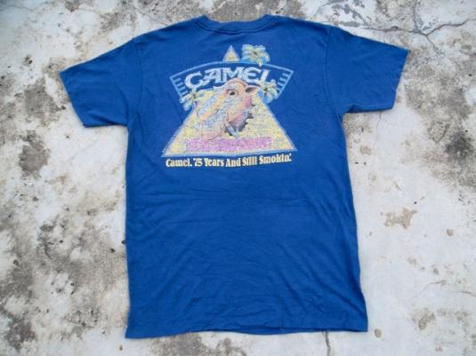 Vintage 1988 Joe Camel 75th Anniversary T-shirt