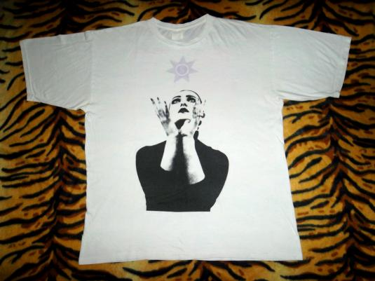 SIOUXSIE AND THE BANSHEES 1991 T-SHIRT