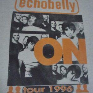 VINTAGE 1996 ECHOBELLY T SHIRT