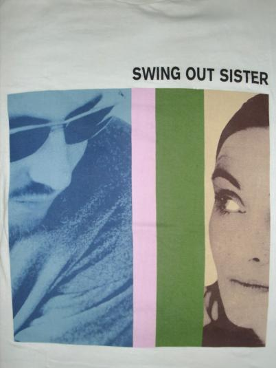 VINTAGE SWING OUT SISTER T-SHIRT