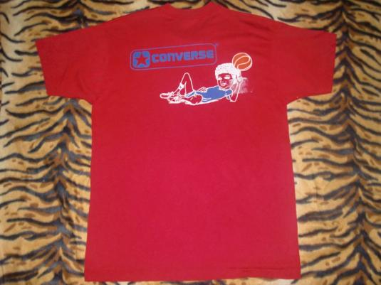 Converse 1989 Oklahoma Basketball All State Champs T-shirt