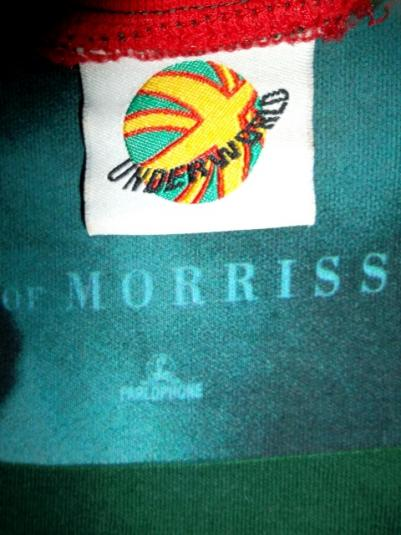 VINTAGE MORRISSEY THE SMITHS 1995 T-SHIRT