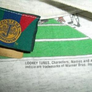 Vintage Looney Tunes Tazmania San Francisco 49ERS T-shirt