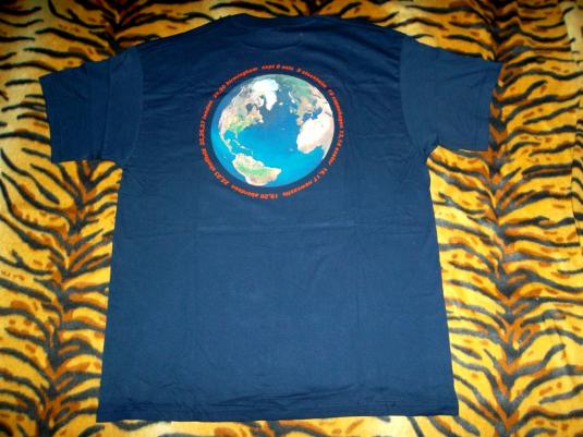 VINTAGE OASIS BE HERE NOW 1997 TOUR T-SHIRT