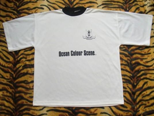 Ocean Colour Scene 'Moseley Shoals' 1996 Jersey T-shirt
