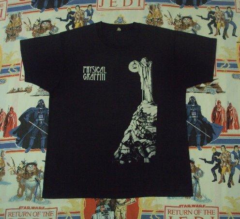 VINTAGE 1989 THE LED ZEPPELIN TOUR T-SHIRT