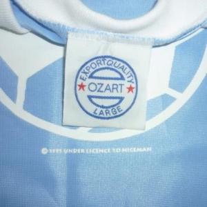 Blur 1995 V Neck Jersey T-shirt