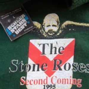 VINTAGE THE STONE ROSES 1995 TOUR T-SHIRT