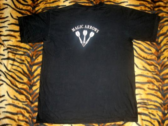 BLUR 1995 MAGIC ARROWS T-SHIRT