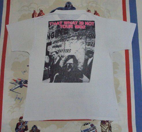 VINTAGE 1992 PUBLIC IMAGE LIMITED T-SHIRT