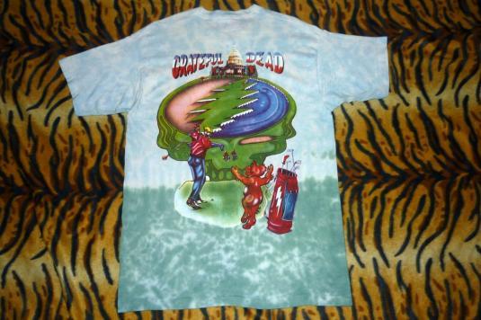 Grateful Dead 1994 Tie Dye T-shirt