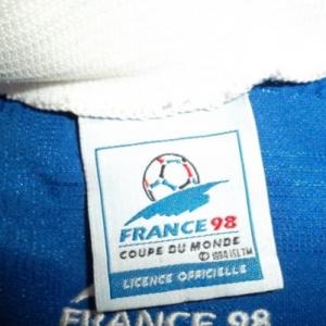 PAUL WELLER FRANCE 98 PROMO WORLD CUP TOUR CONCERT JERSEY
